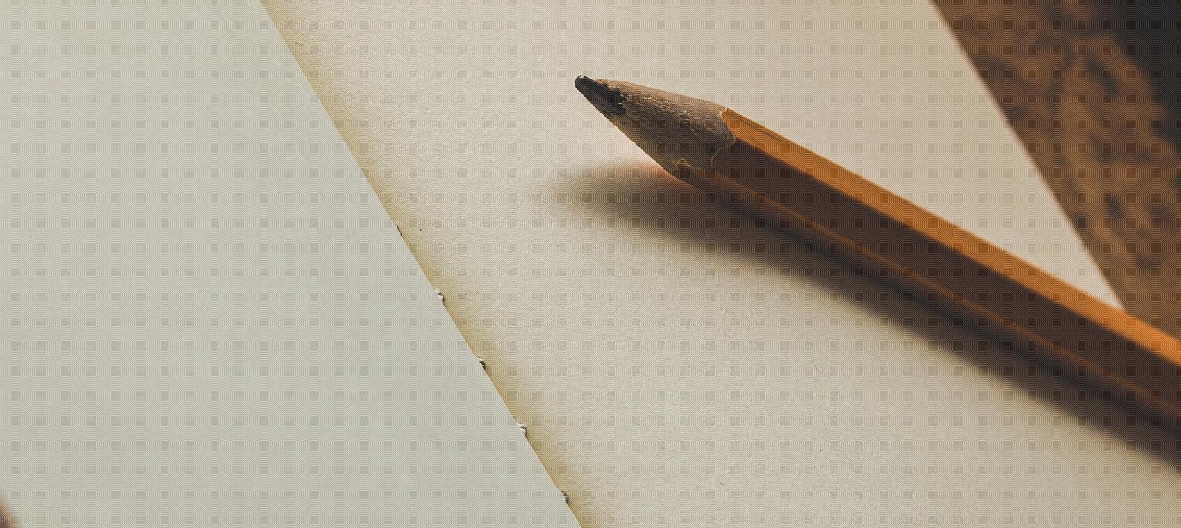 Texto Motivacional A História Do Lápis Parque Dos Ipês